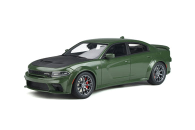2020 Dodge Charger Hellcat Widebody 1:18 Resin Body