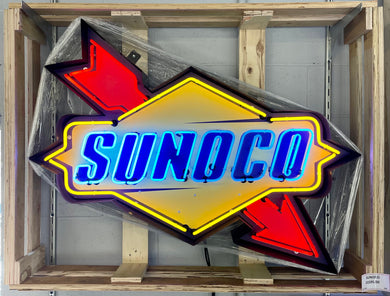 Sunoco Neon Sign