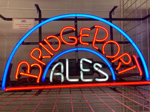 Bridge Port Ales Neon Sign