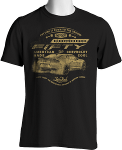 Camaro Fifty T-Shirt by Laid Back