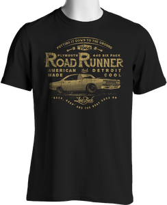 Plymouth Road Runner Tee by Laid Back