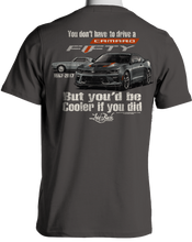You'd Be Cooler If You Drove A Camaro T-Shirt by Laid Back