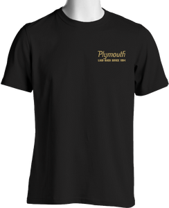 You Be Cooler If You Drove A Plymouth T-Shirt by Laid Back
