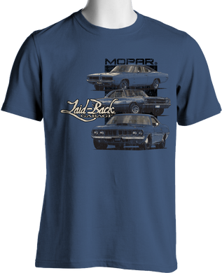 Dodge Power Men's T-Shirt by Laid Back