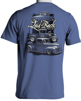 Ford Truck T-Shirt by Laid Back