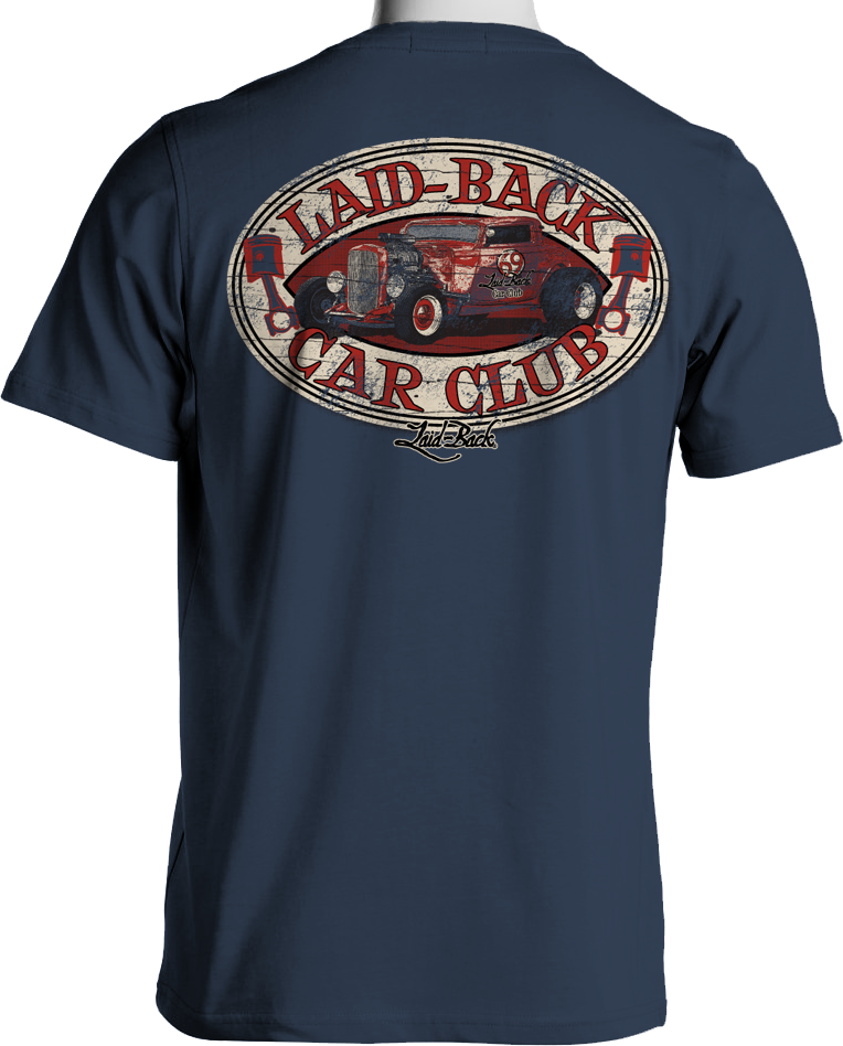 Hot Rod T-Shirt by Laid Back