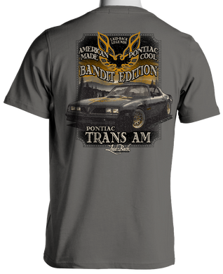 Pontiac Trans Am Bandit Edition T-Shirt