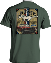 Mustang Legend Tee by Laid Back