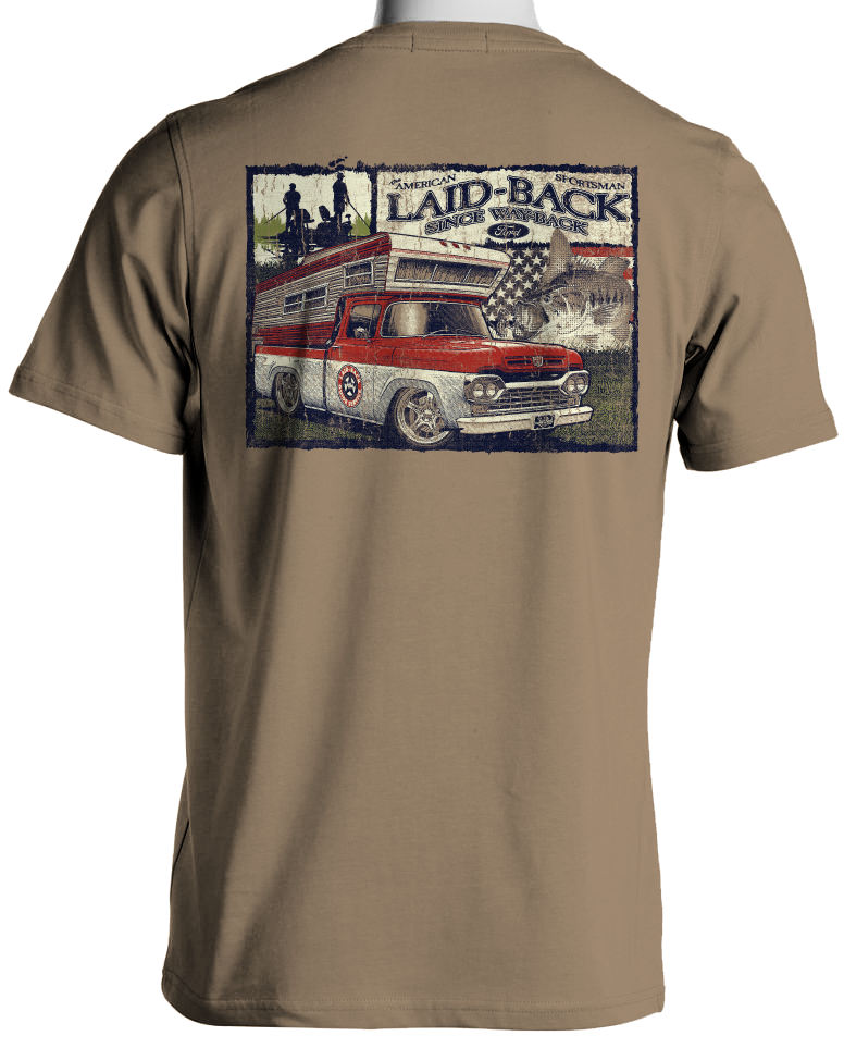 1960 Ford Truck T-Shirt