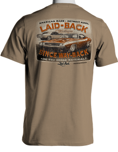1971 Challenger Tee by Laid Back