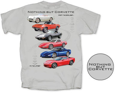 Nothing But Corvette T-Shirt