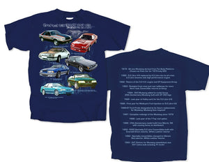 Mustang Fox Body T-Shirt