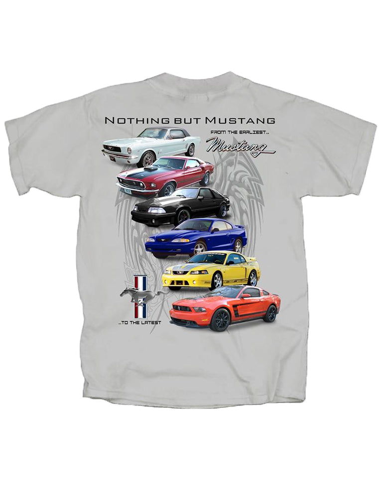 Nothing But Mustang T-Shirt