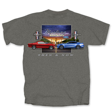 Mustang Then & Now T-Shirt