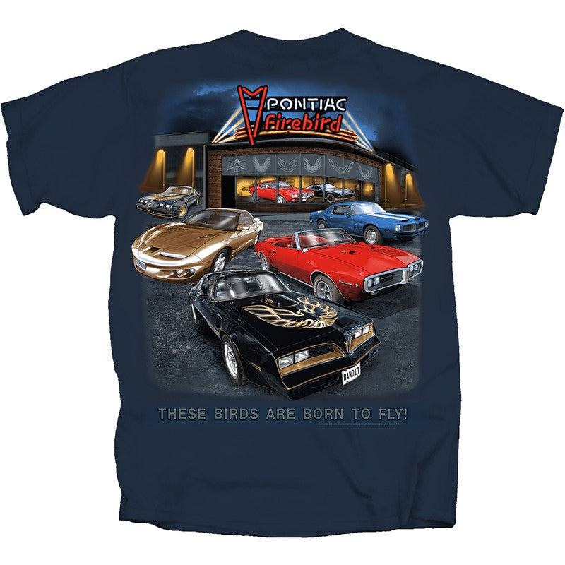 Pontiac Firebirds T-Shirt