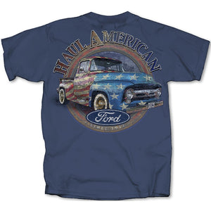 Haul American Ford Pickup T-Shirt