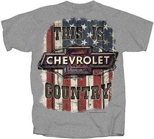 Chevy Country T-Shirt