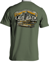 1973 Chevy Crew Truck T-Shirt by Laid Back