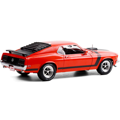 1970 Ford Mustang Boss 302 1:18 Diecast