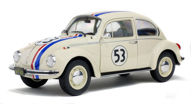 1973 VW Beetle Herbie 1:18 Diecast