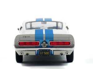 1967 Ford Mustang Shelby GT500 1:18 Diecast