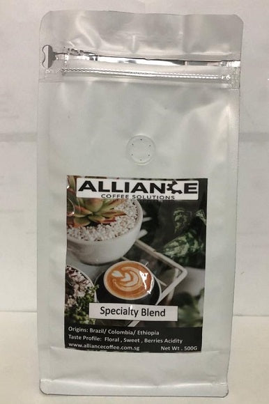 Alliance Specialty Coffee -BCE
