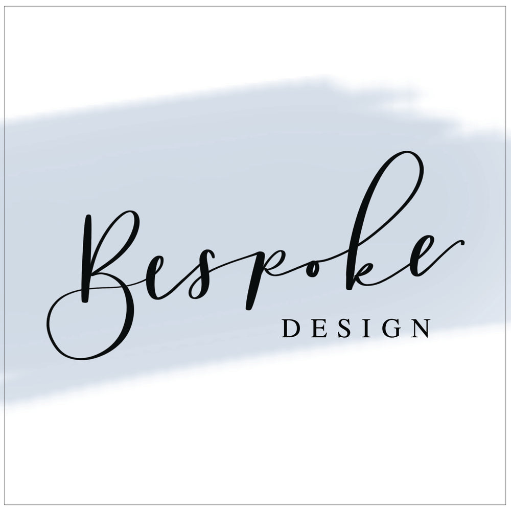 Bespoke Design Services Watercolour Modern Calligraphy