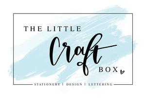 The Little Craft Box Logo