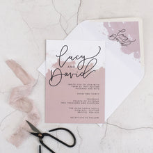 Lucy + David - The Little Craft Box