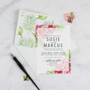 Marcus + Susie - The Little Craft Box