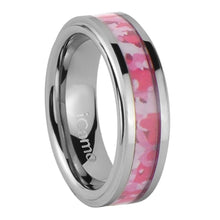iCamo Ocala Women's Tungsten Camo Wedding Ring