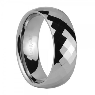 iTungsten Eros Men's Tungsten Wedding Ring