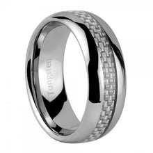 iTungsten Pontus Men's Tungsten Wedding Ring