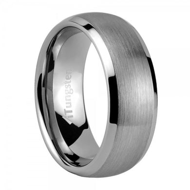 iTungsten Proteus Men's Tungsten Wedding Ring