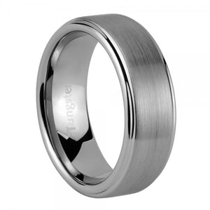 iTungsten Zelus Men's Tungsten Wedding Ring