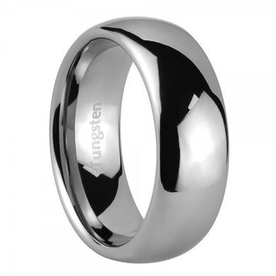 iTungsten Zeus Men's Tungsten Wedding Ring