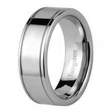 iTungsten Boreas Men's Tungsten Wedding Ring