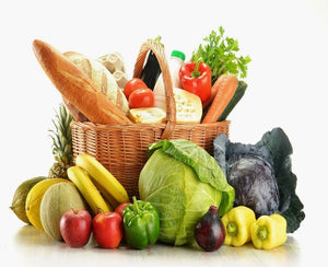 Help your body heal with healthy foods and essential nutrients