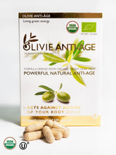 OLIVIE ANTI-AGE promotes active rejuvenation of your body cells