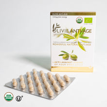 With its powerful polyphenols OLIVIE ANTI-AGE is organic and promotes active rejuvenation of your body cells