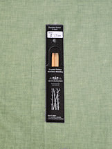 Bamboo Double Point Needles