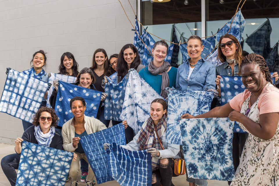 Indigo Dyeing-Private Session