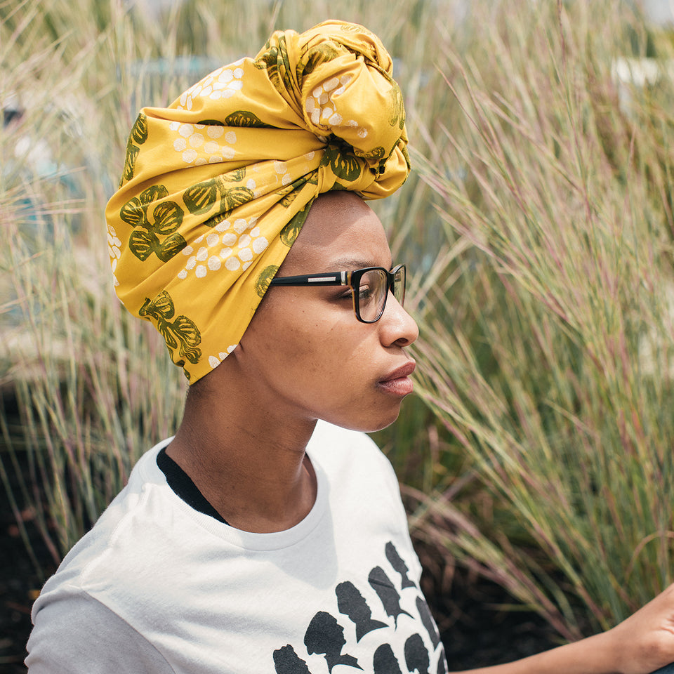 Headwrap Class for The Culture-VIRTUAL