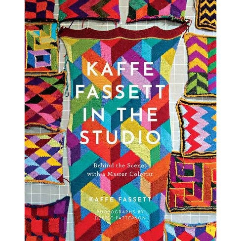 Kaffe Fassett : In the Studio