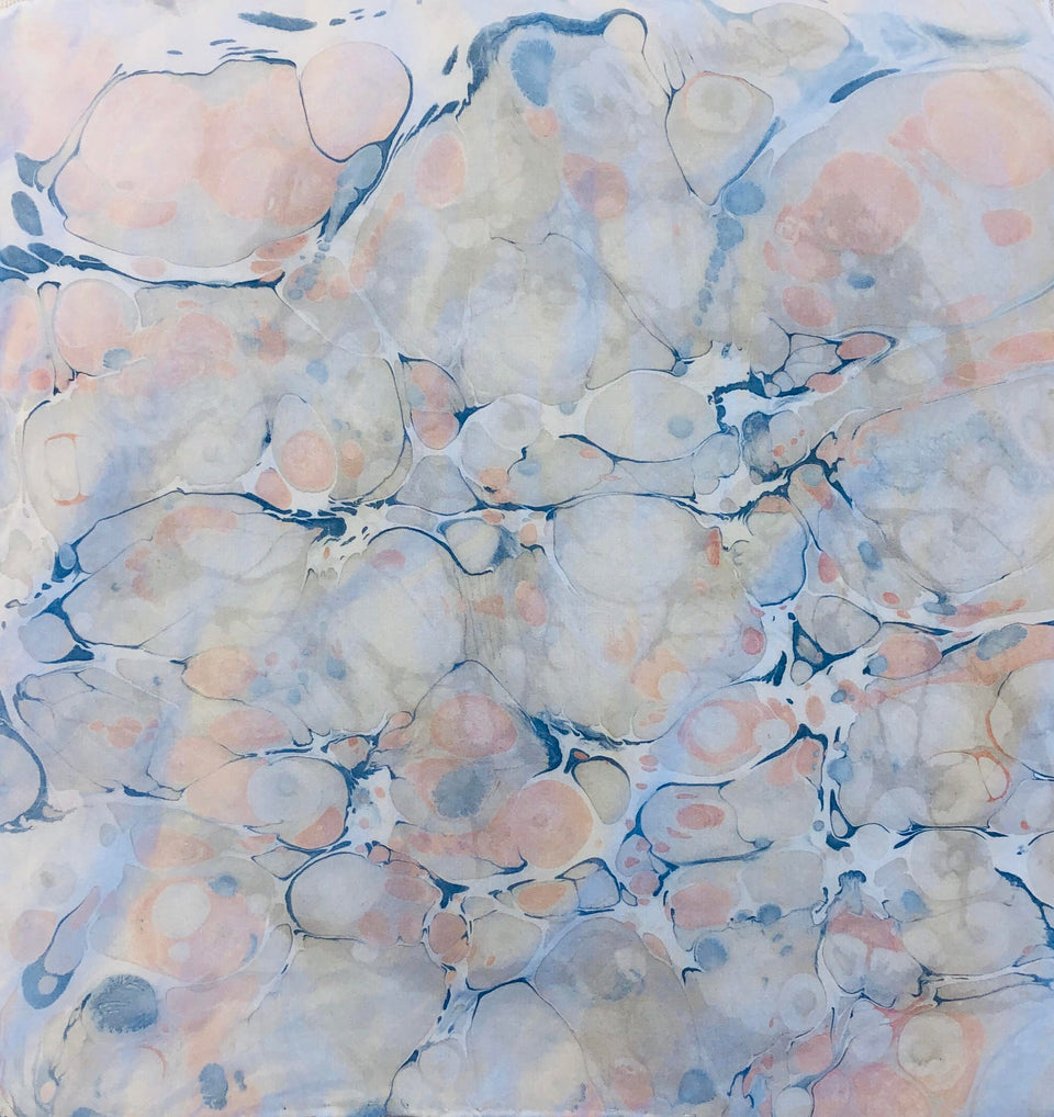Textile Marbling Workshop