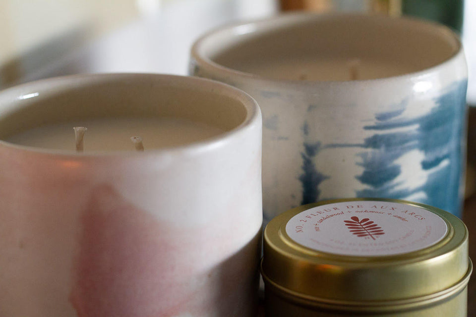 Spring Candle Workshop