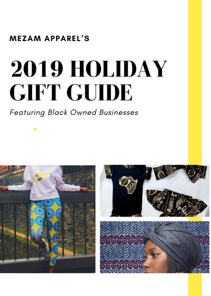 Mezam Holidays: An Afro-Inspired Gift Guide