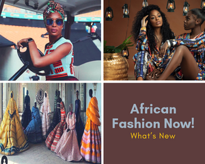African Fashion Is Taking Off