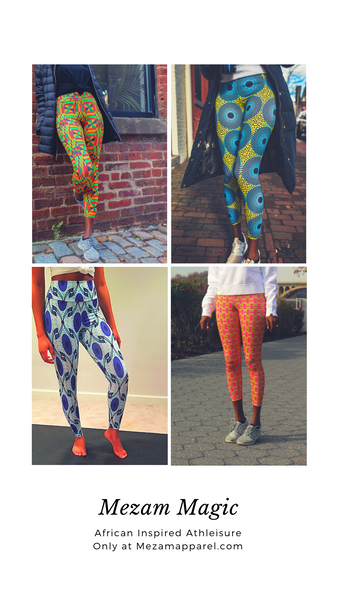 Which Legging Are You?