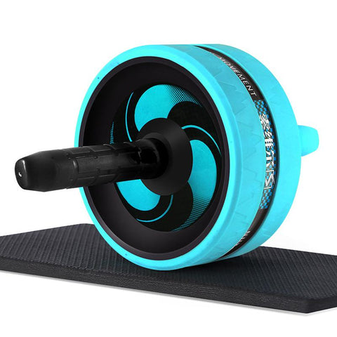 Abdominal Exercise Wheel AB Rollers Exerciser Fitness Workout Gym Roller